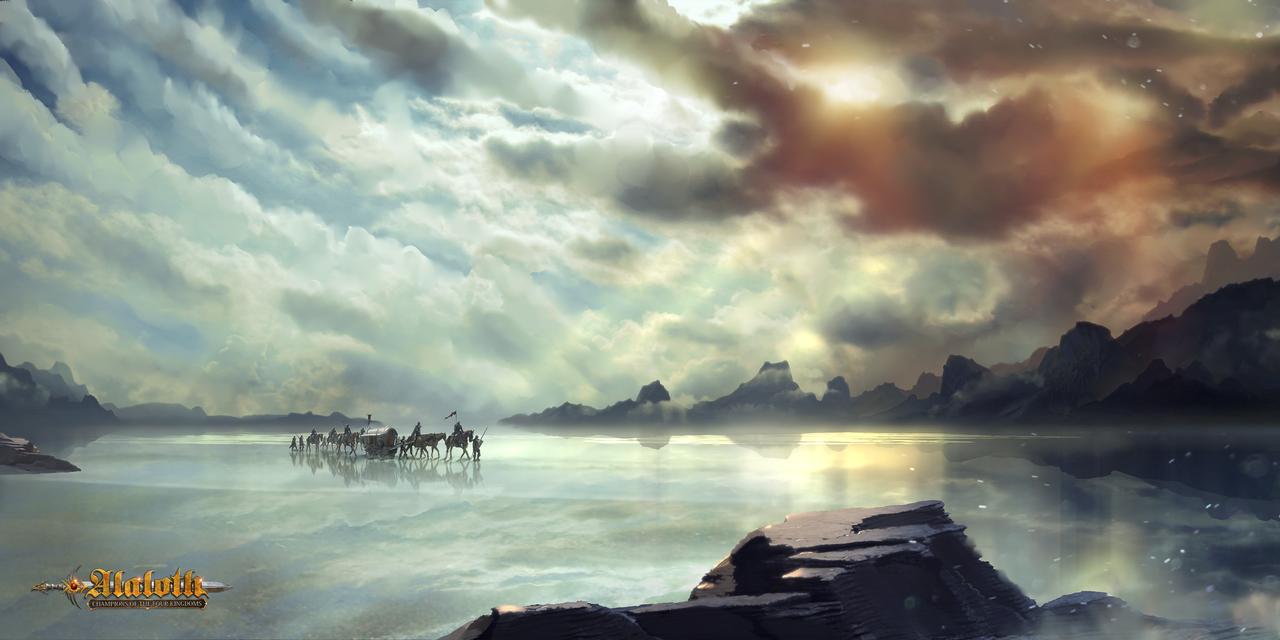 Resultado de imagem para Alaloth: Champions of the Four Kingdoms