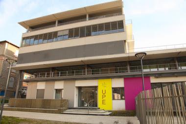 Les nouveaux locaux de l'unité de psychiatrie de l'enfant compte près de 1000 m² de superficie. © CHU Grenoble Alpes