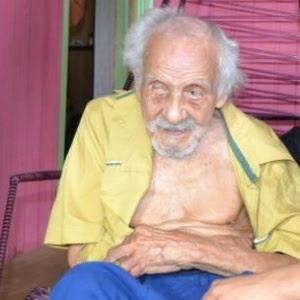 José Coelho de Souza, que alega ter 131 anos de idade