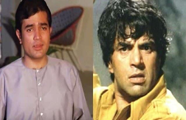 फिल्म 'आनंद' में राजेश खन्ना को देख भड़क उठे थे धर्मेंद्र, नशे में मिला दिया था फिल्म निर्माता को फोन