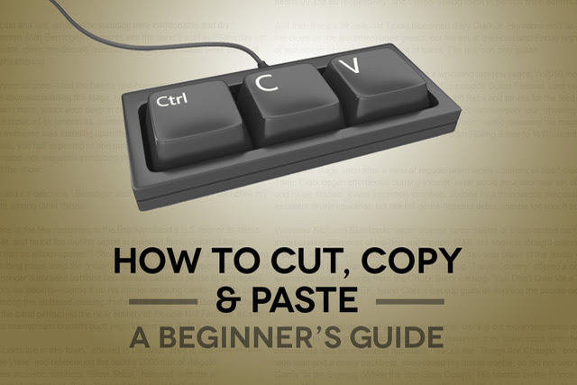 Need To Know How To Copy And Paste? This Guide Will Show ...