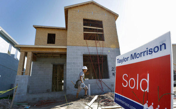 New-home sales increase in May