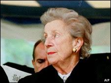Helen Suzman in 1999