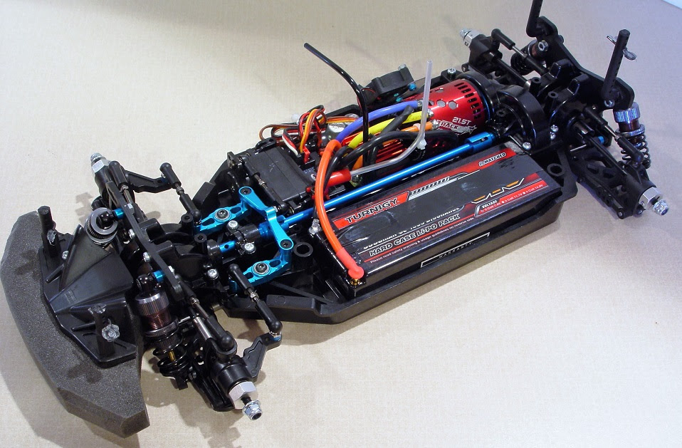 Tamiya Tt 02 Type S Touring Car With Upgrades And Extras R C Tech Forums