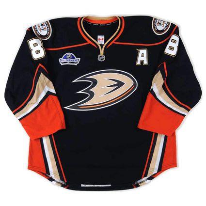 Anaheim Ducks 2011-12 jersey photo AnaheimDucks2011-12SelanneFinlandPremiereFjersey.jpg