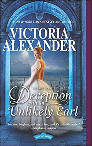 { The Lady Travelers Guide to Deception with an Unlikely Earl - TLC Book Tour }