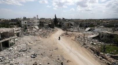 Террористы совершили 34 обстрела в идлибской зоне деэскалации в Сирии