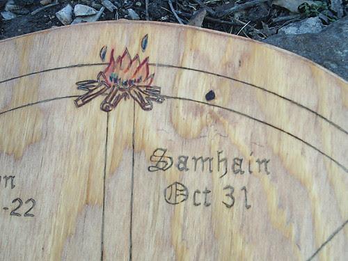 Samhain - Image by DragonOak