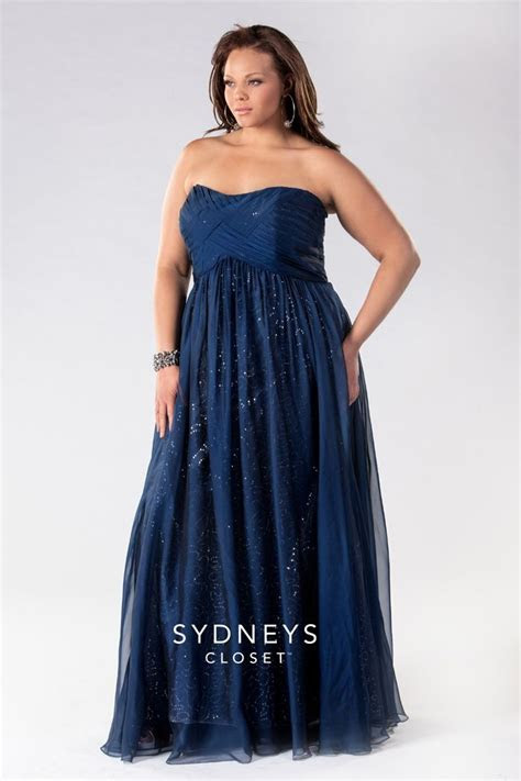 Sydney's Closet best selling Navy #Eveninggown is in stock