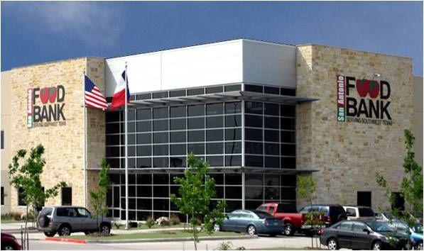 San Antonio Food Bank | Commercial Buildings | Pinterest