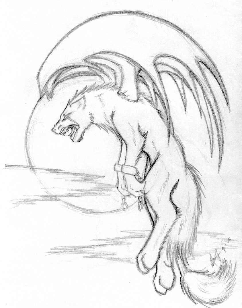 Demon Wings Drawing at GetDrawings | Free download