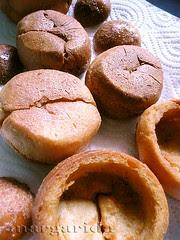 El pan vacío y frito