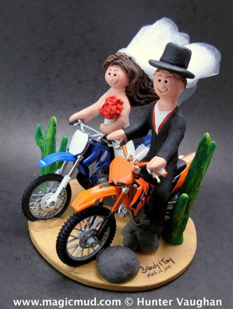 87 best Motorcycle Wedding Cake Toppers images on
