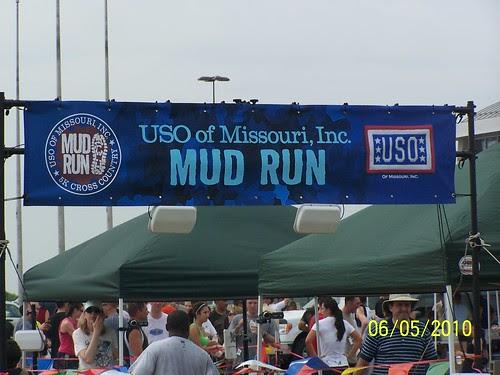 USO 5K Cross country mud run