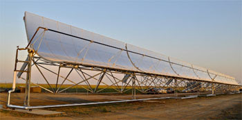 Solar Parabolic Trough