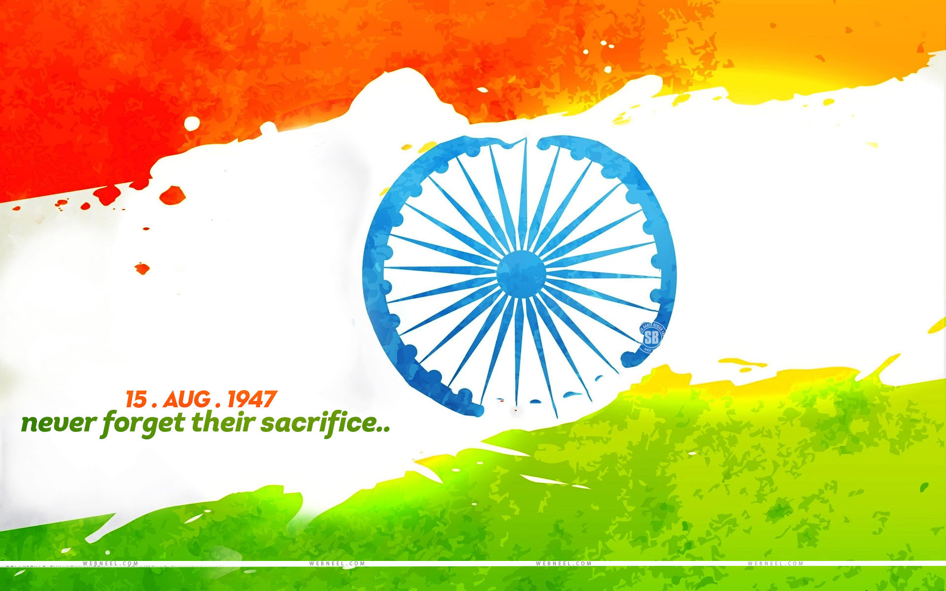 Free Indian Independence Day Animated Wallpaper Download Free Clip