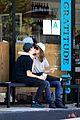 ellen page new girlfriend emma portner share a kiss 04