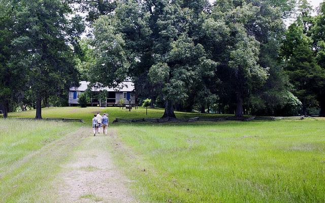 mount locust historic house, natchez trace parkway
