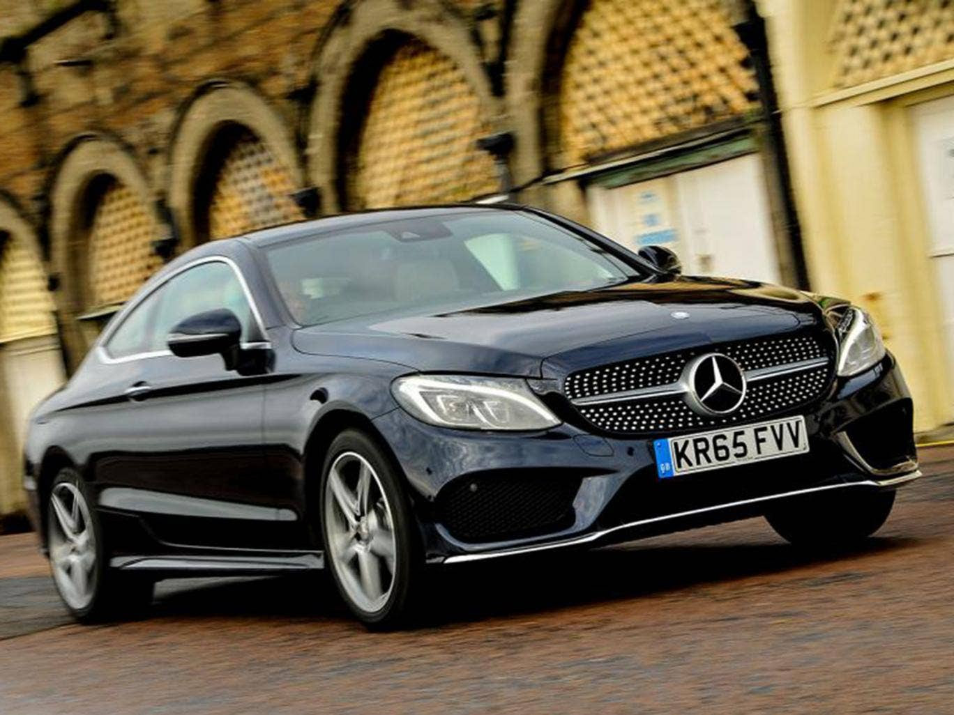 2016 Mercedes C220d AMG Line Coupé, car review: A grand ...