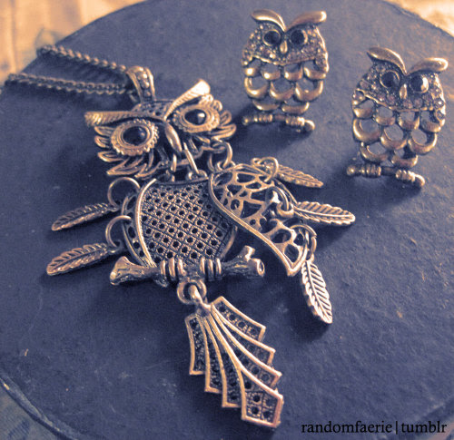 Owl accessory