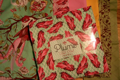 Plume for Baby Girl