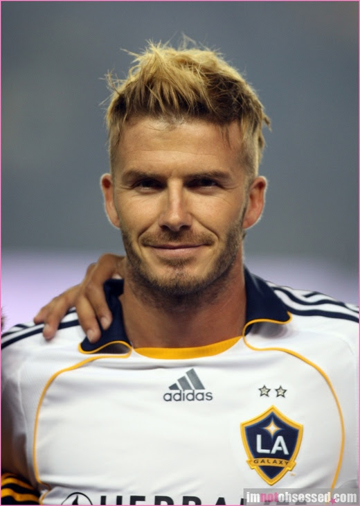 Hd Wallpaper Collection David Beckham Hairstyle