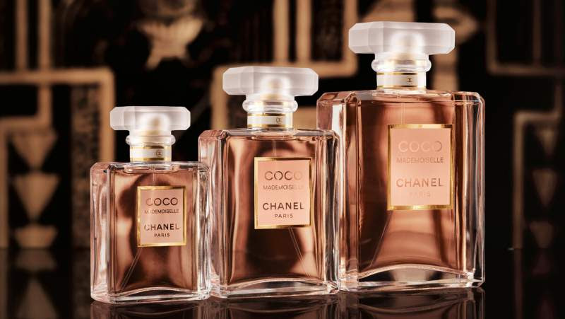 Perfume importado Coco Mademoiselle By Chanel