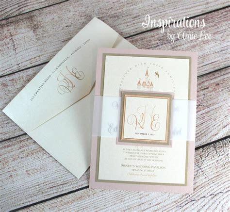 Disney Wedding Invitations, Fairy Tale Wedding #2607834