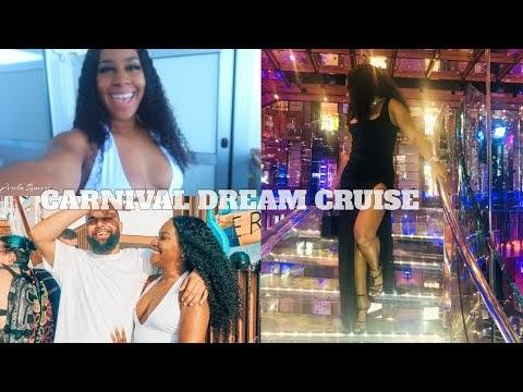 CRUISE TO MEXICO 2020 | CARNIVAL DREAM VLOG 2 | ELEGANT NIGHT | JERIKASY...