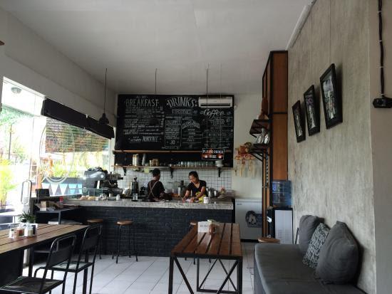 Resto interior  Picture of Ruko  Cafe  Canggu TripAdvisor