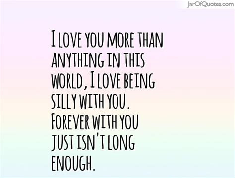 Love You More Than The World Quotes