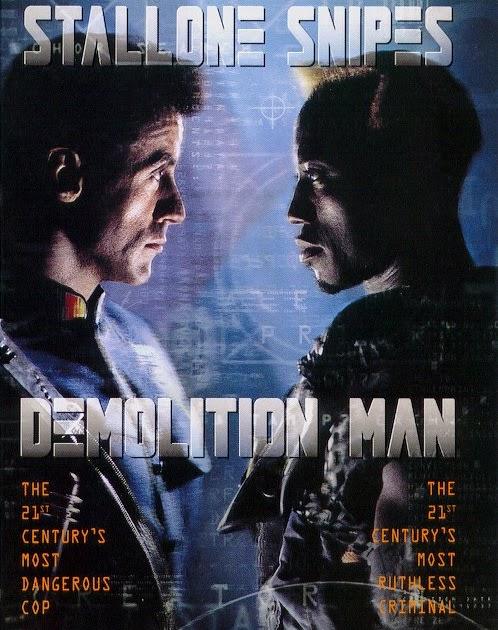 Demolition Man Drei Muscheln