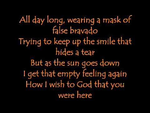 Baby Come Back Song Lyrics