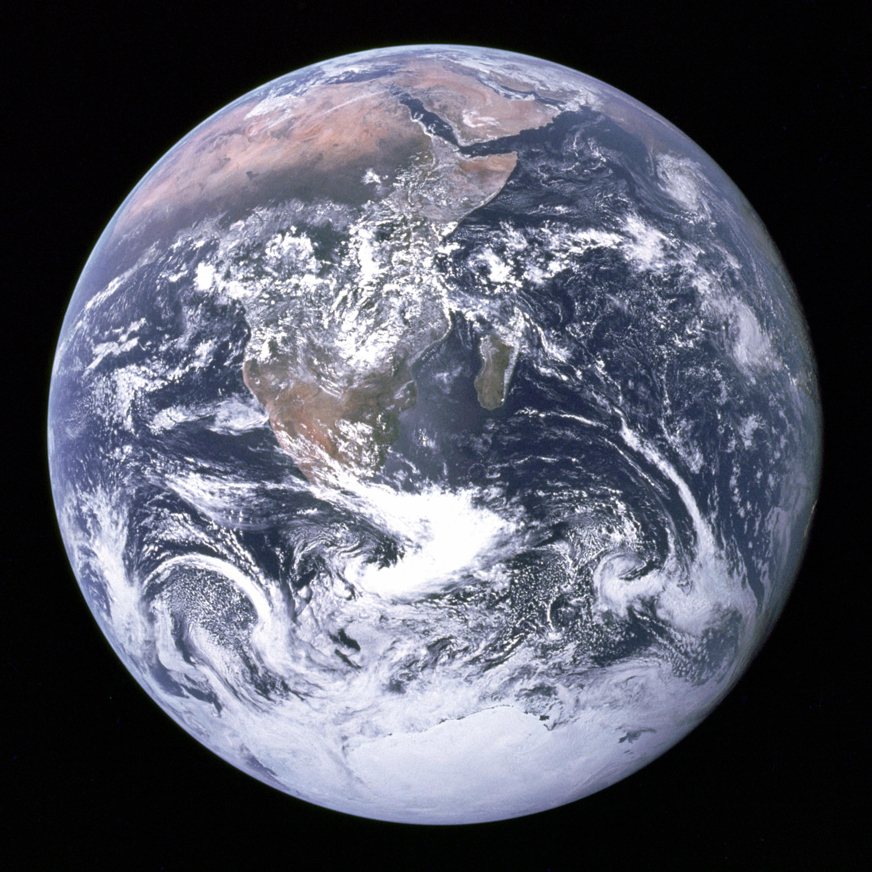 Terra (Foto: NASA)