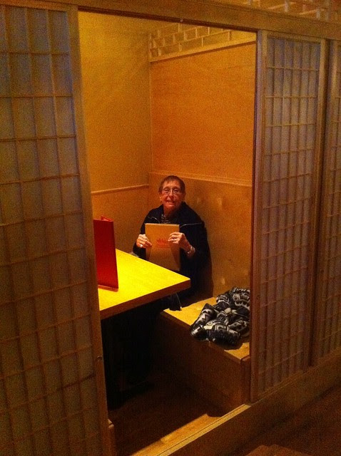 Aikia Steakhouse Booth