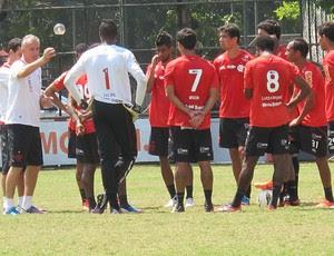 Dorival Junior, Flamengo (Foto: Janir Junior / Globoesporte.com)