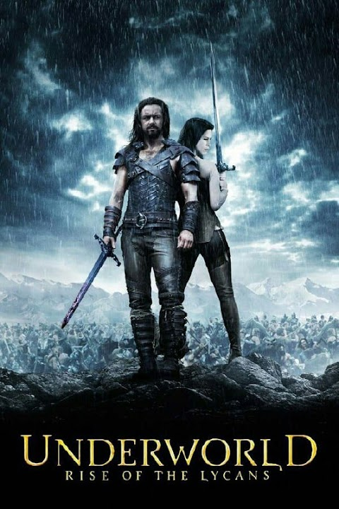 Underworld: Rise of the Lycans (2009) 480p 720p 1080p BluRay Dual Audio (Hindi+English) Full Movie