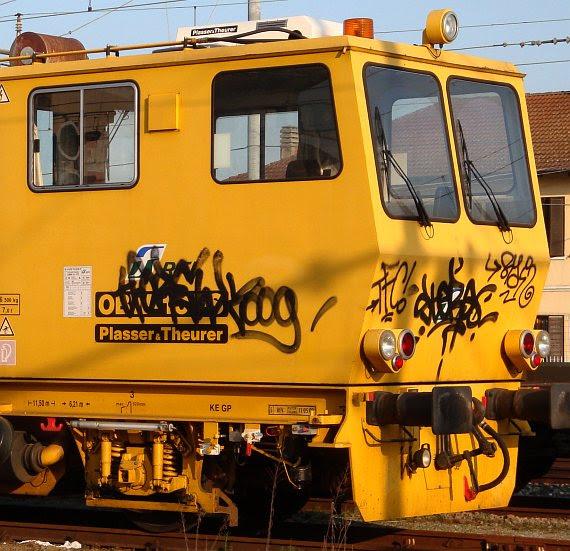 I vandalismi presso Trenord