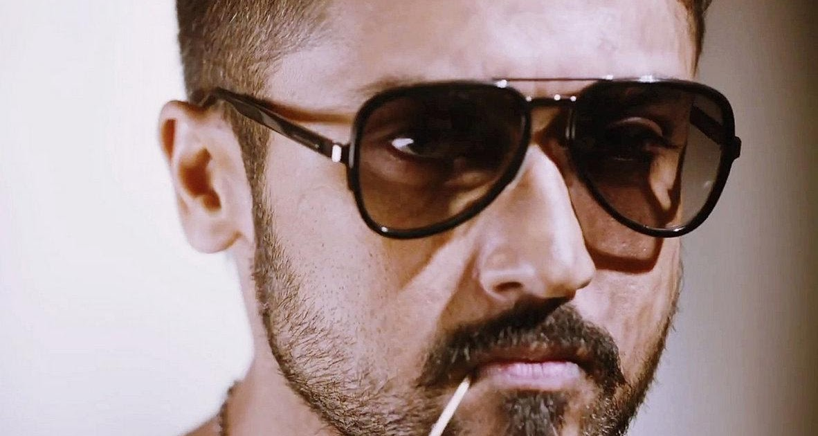 20 Top Style Surya Police Haircut