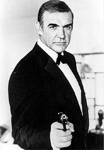 Hey ich bin James Bond ...