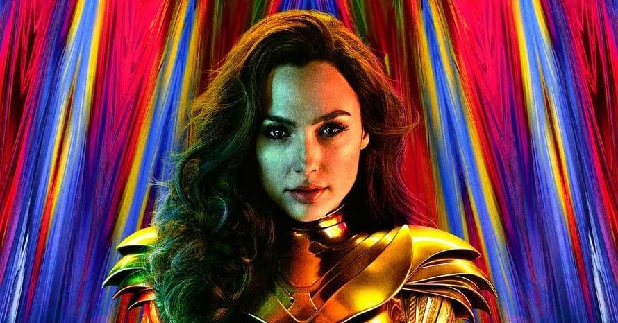 Wonder Woman 1984 Gal Gadot Kristen Wiig Cheetah Patty Jenkins Hot Toys DC FanDome Golden Eagle Armor HBO Max Rotten Tomatoes