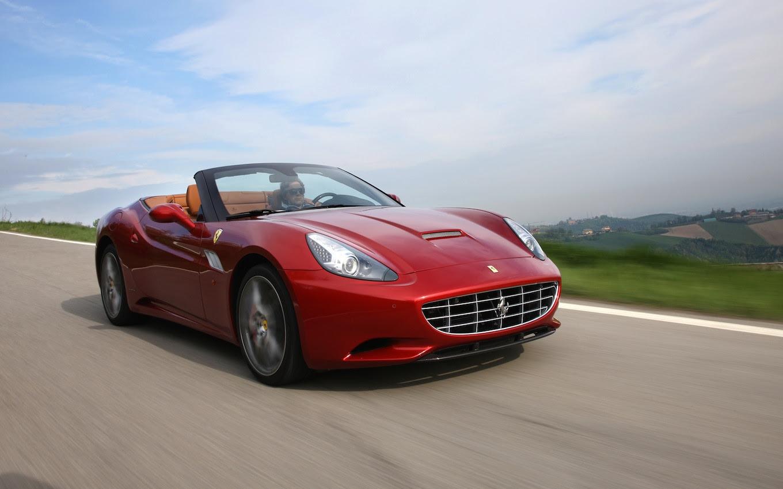2013 Ferrari California First Drive - Motor Trend