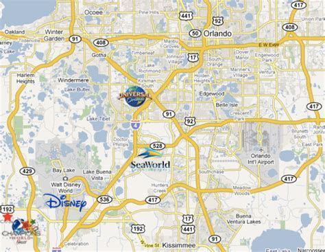 Discount Orlando Florida Vacation Packages And Theme Park