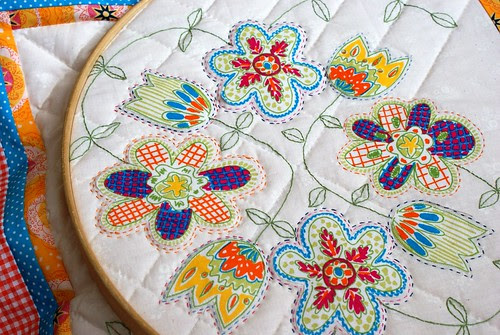 summer swap quilt