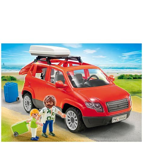 Playmobil Camping Family SUV (5436)   IWOOT