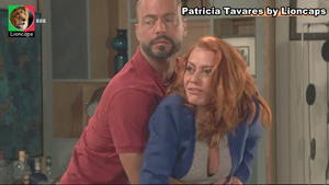Patricia Tavares sensual em vários trabalhos