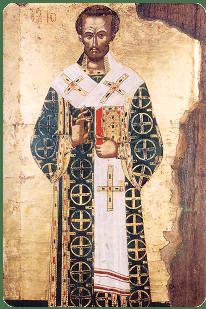 Λόγος Αγίου Ιωάννου του Χρυσοστόμου στην Ανάσταση