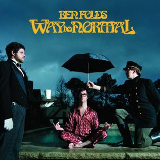 Ben Folds - Way to Normal cover