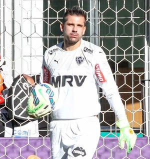 Goleiro Victor Atlético-MG (Foto: Bruno Cantini/ Flickr Atlético-MG)