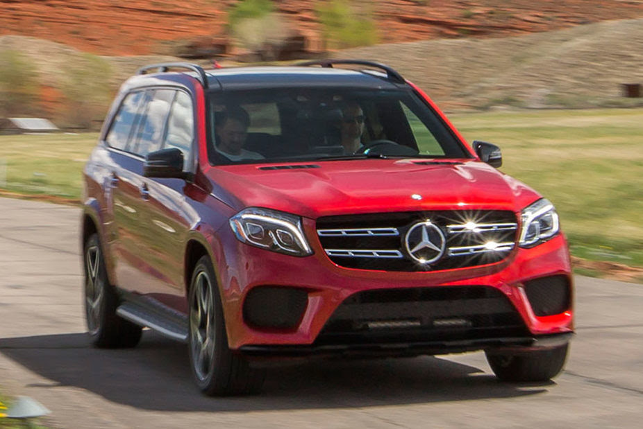 2017 Mercedes-Benz GLS-Class Review: The S-Class of SUVs?